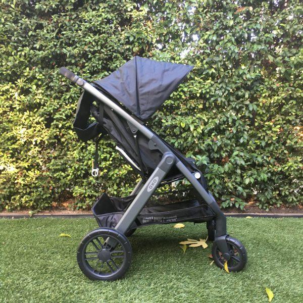 OXO Tot Cubby+ stroller