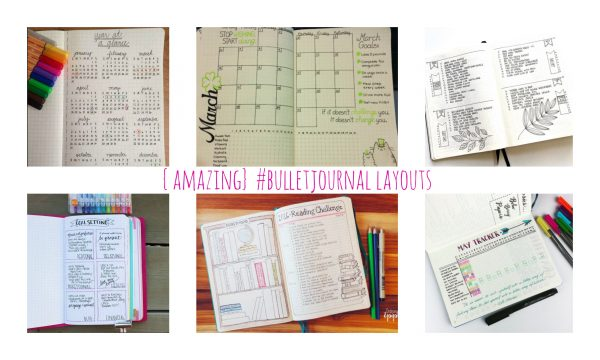bullet journal tips