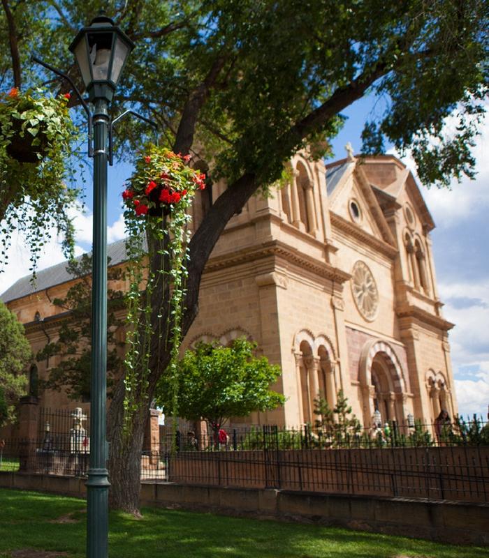 Cathedral Park Santa Fe