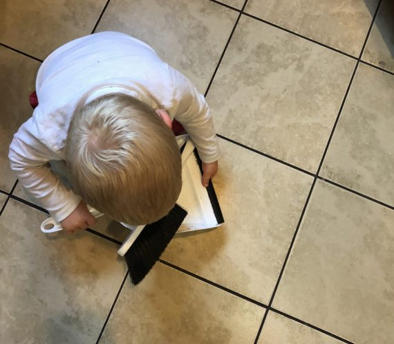 chore charts for young kids