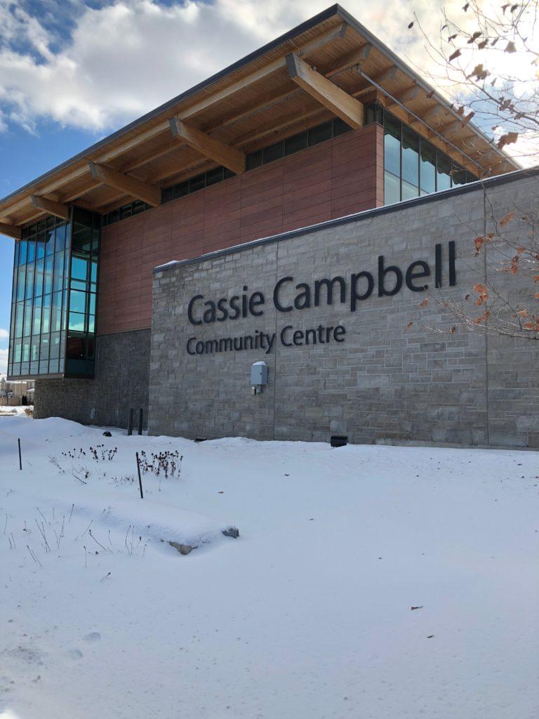 Cassie Campbell Community Centre - Brampton
