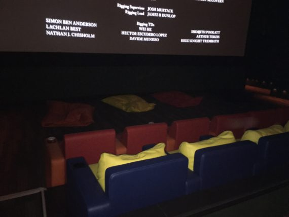 kid-friendly theaters