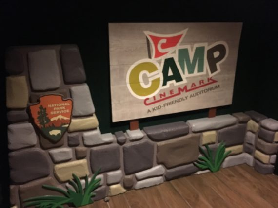 Camp Cinemark Texas