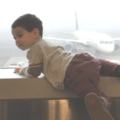Tried and true tips for flying with toddlers