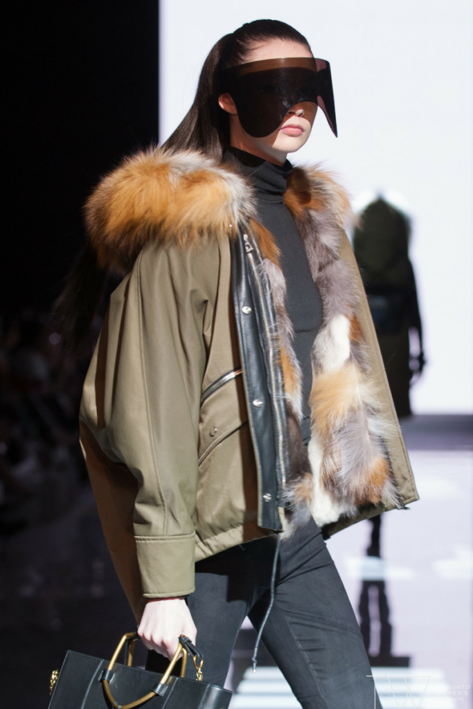 Rudsak's sporty chic collection