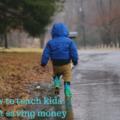 Teach kids about saving money in fun ways