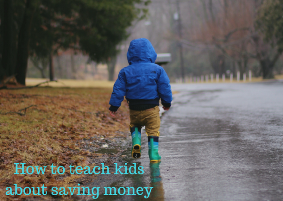 Teach kids about saving money in fun ways