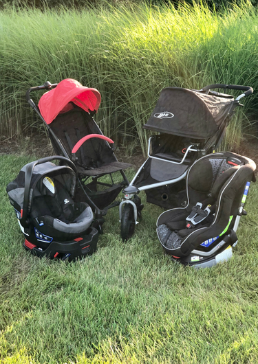 travel systems and convertible car seats for baby