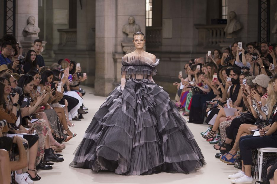 Galia Lahav's Stunning Paris Haute Couture Runway Show is Outstanding