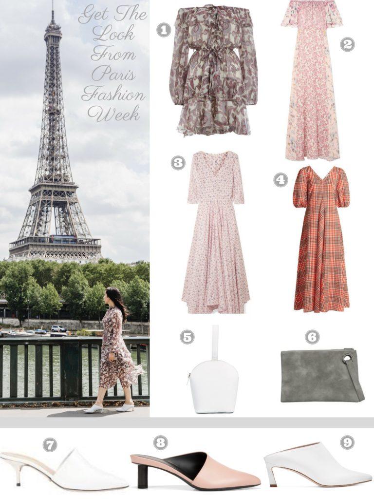 Paris Fashion Week Packing Tips