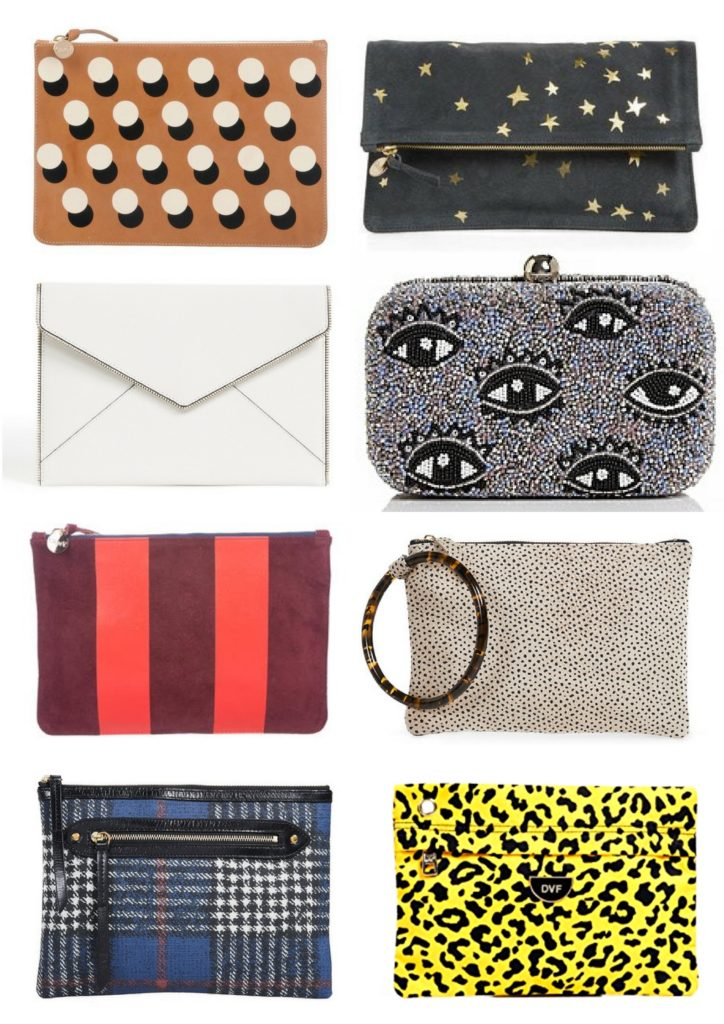 Stylish Must-Have Clutches