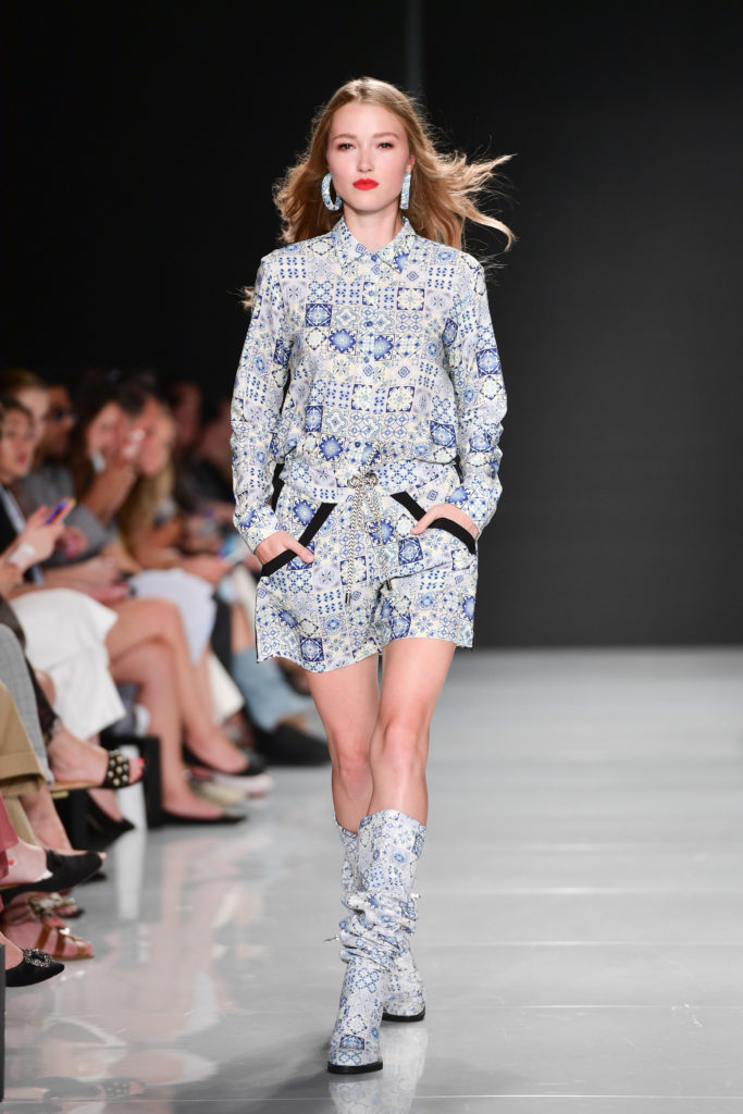 Hilary MacMillan Showcases Ultra Wearable Pretty Clothes at TFW
