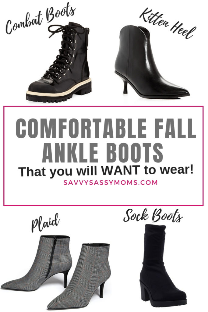 Comfortable Fall Boots