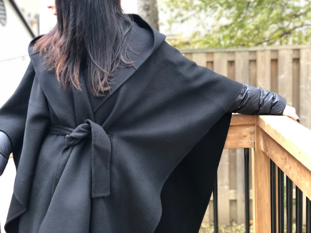 luxe capes