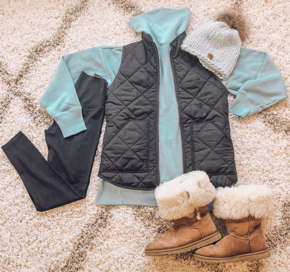 winter wardrobe for moms