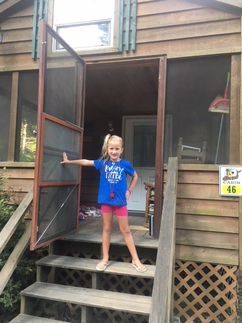 Jellystone Parks cabins