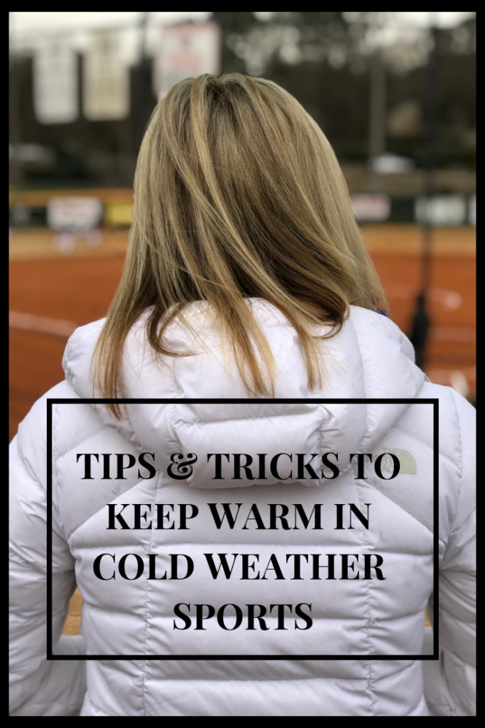 Tips and tricks to keep warm in cold weather sports