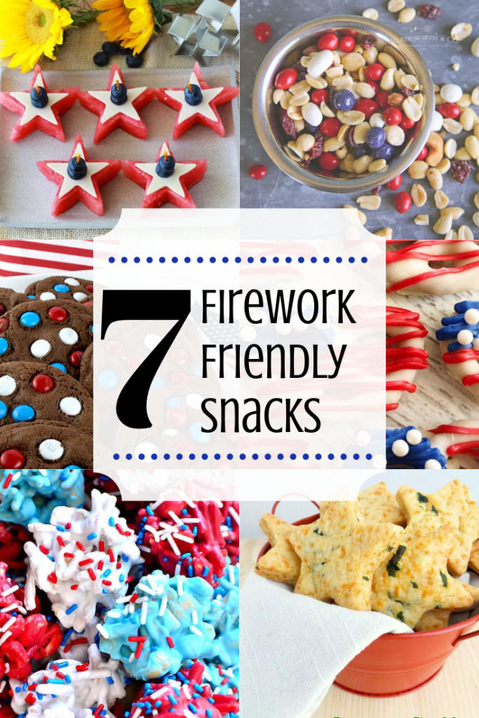 Firework Friendly Snack