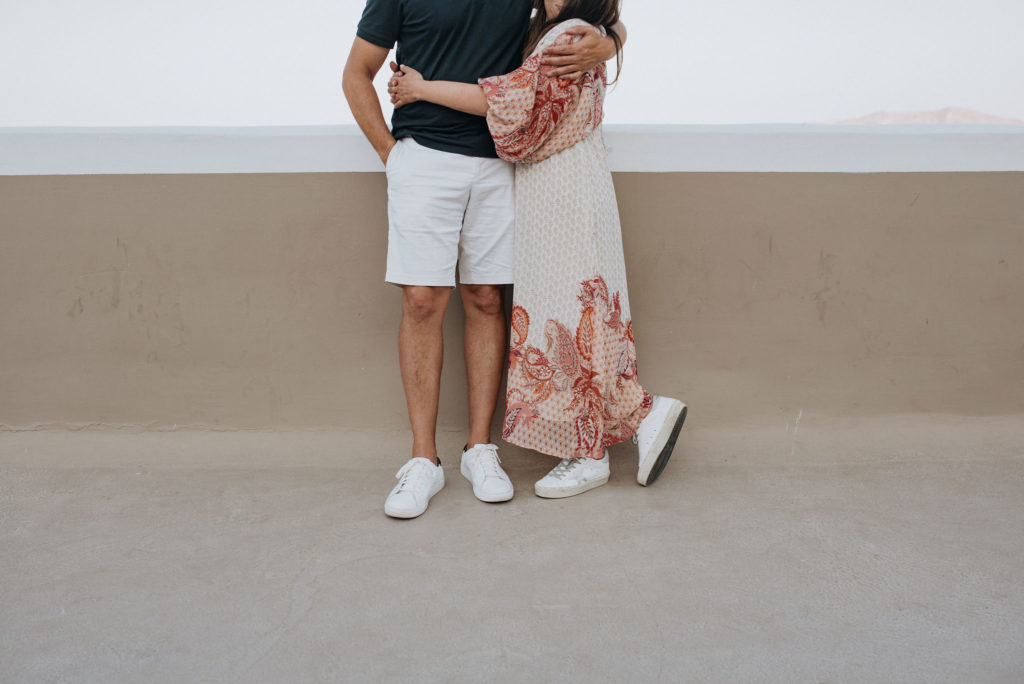 Why I ONLY Wore My Sneakers on My Romantic Getaway!
