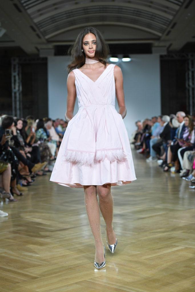 The Kim Newport Collection Debuts at Toronto Fashion Week