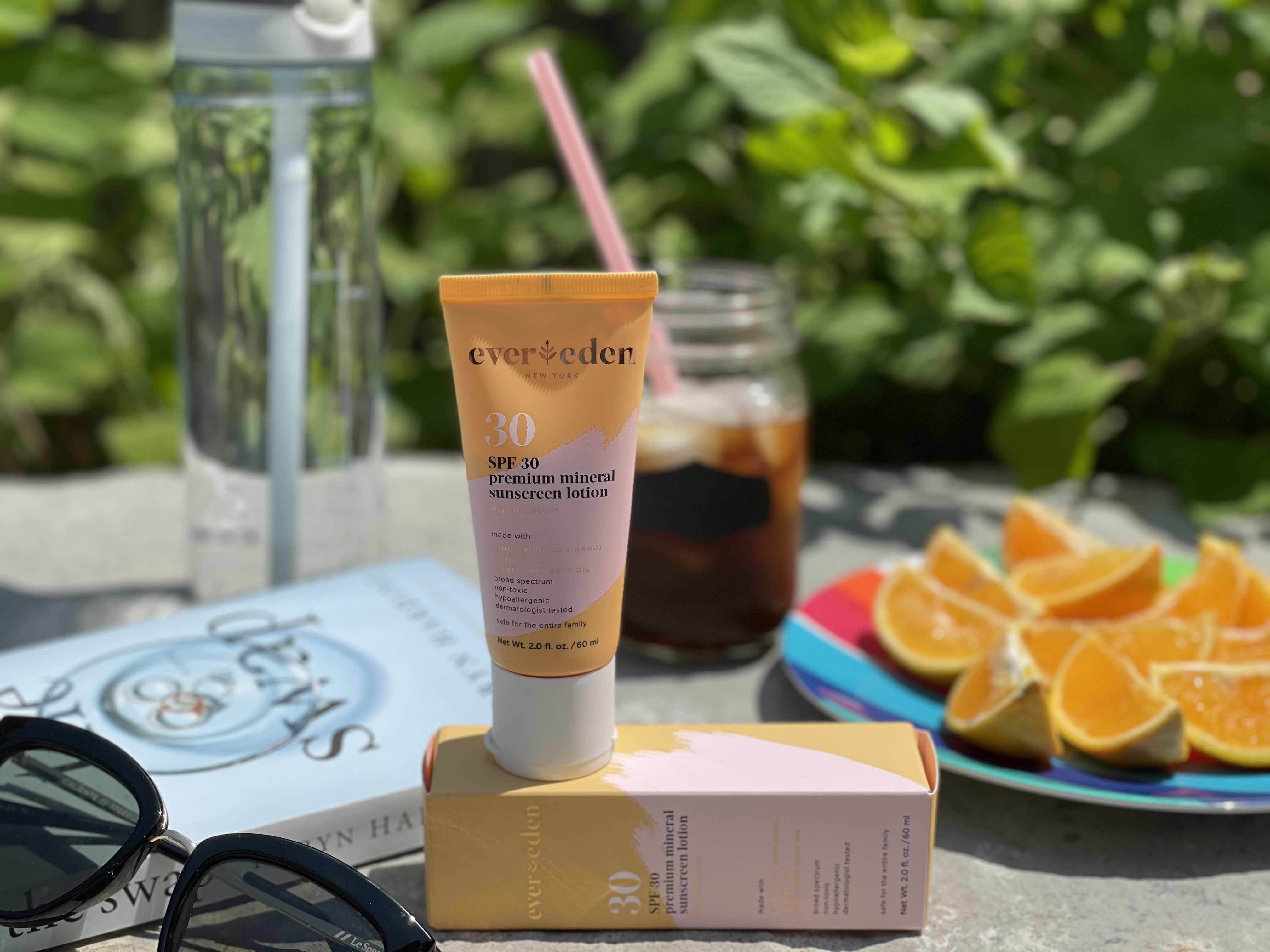 Safest sunscreen for babies and kids